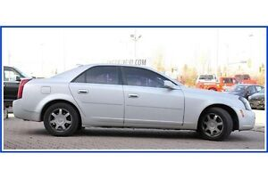 2003 Cadillac CTS LEATHER/V6/PWR GROUP/ALLOYS/ Kitchener / Waterloo Kitchener Area image 4