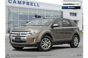 2013 Ford Edge SEL ONLY 41,000 KILOMETERS-ALL WHEEL DRIVE
