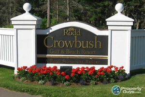 Large Approved Building Lot beside CrowBush Resort and Golf Club