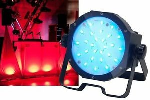 NEW / NEUF - AMERICAN DJ MEGA GO FLOOD PAR - LED - 13 AVAILABLE