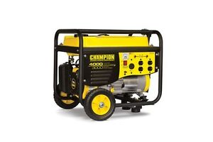 4000W/3000W Champion Generator Kitchener / Waterloo Kitchener Area image 1