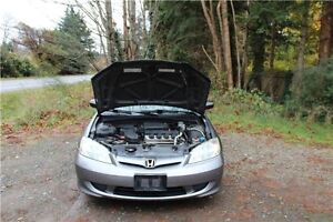 2004 Honda Civic SE Comox / Courtenay / Cumberland Comox Valley Area image 10