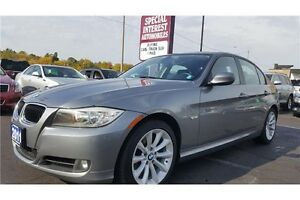 2011 BMW 323 i LUXURY PKG  !! HEATED POWER MEMORY SEAT !! SUN...
