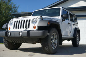 2013 Jeep Wrangler Rubicon 10th Anniversary SUV, Crossover