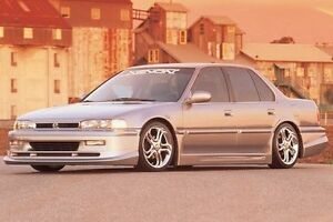 1990-1993 Honda Accord 4 piece body kit
