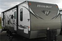 2015 Keystone HIDEOUT 29BHS TRAVEL TRAILER