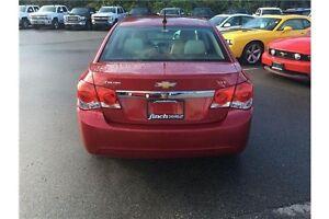 2014 Chevrolet Cruze 2LT 2LT|LEATHER|BLUETOOTH|XM|USB London Ontario image 4