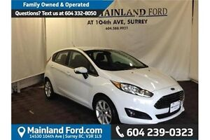 2015 Ford Fiesta SE SYNC VOICE SYS-