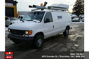 2006 Ford E-350 Super Duty Commercial 100% Approval!