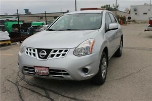 2012 Nissan Rogue S | CERTIFIED + E-Tested