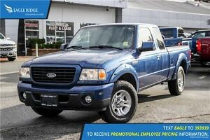 2008 Ford Ranger Sport CD Player and Air Conditioning