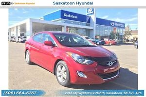 2013 Hyundai Elantra GLS Bluetooth - Heated Seats - PST Paid!