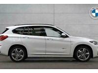 2017 17 BMW X1 2.0 XDRIVE20D M SPORT 5D 188 BHP DIESEL