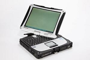 Panasonic Toughbook Multi TouchScreen CF19 Laptop intel core i5 8GB RAM GPS 3G Windows7Pro 1000Nit outdoor LED screen