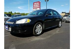 2013 Chevrolet Impala LT SUNROOF !!! ALLOYS !!! BUCKET SEATS !!!