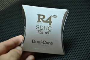 R4 3DS R4i DUAL CORE Newest Version v11.6.0 3DS 3DS XL, DSi, DS