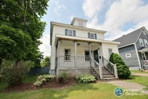 Great Location, Fantastic Income Potential, close to St. FX