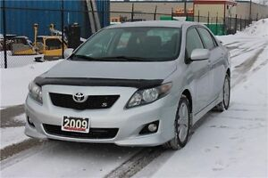 2009 Toyota Corolla S | CERTIFIED + E-Tested