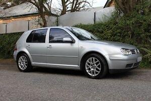 2001 Volkswagen Golf Hatchback Newcastle Newcastle Area Preview