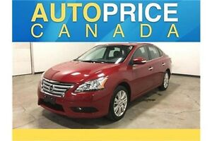 2014 Nissan Sentra 1.8 SL SL|LEATHER|MOONROOF|NAVI