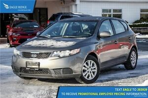 2011 Kia Forte5 2.0L LX AM/FM Radio and Air Conditioning