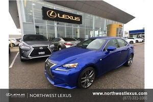 2015 Lexus IS 350 F SPORT SERIES 2