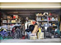 I collect household junk for free