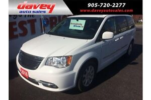 2016 Chrysler Town & Country Touring DVD, BLUETOOTH, BACKUP CAM