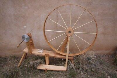 new Rio Grande Spinning Wheel