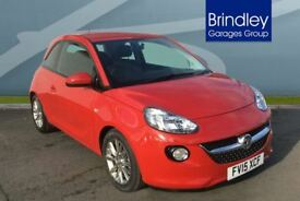 VAUXHALL ADAM 1.2i Jam 3dr (red) 2015
