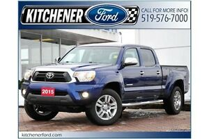 2015 Toyota Tacoma V6 ONLY 27K KM'S!/AWD/LEATHER/NAVI/CAMERA/...