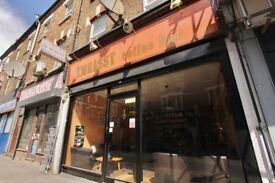 Licensed Commercial Premises with A3 use split over 2 floors