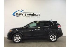 2016 Nissan ROGUE SV- AWD! PANOROOF! REV CAM! BLUETOOTH! CRUISE!