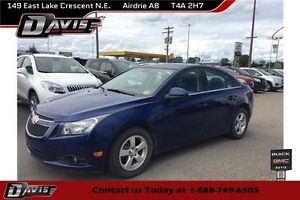 2013 Chevrolet Cruze LT Turbo bluetooth, cruise control, leather