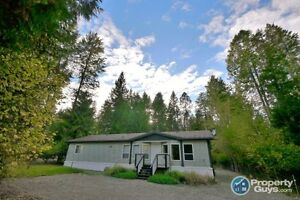 Ranch-style home on 1/3 acre Christina Lake 198038