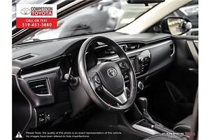 2014 Toyota Corolla S One Owner, No Accidents, Toyota Serviced London Ontario image 13