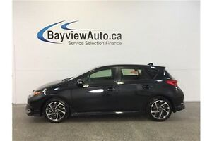 2016 Scion IM - ALLOYS! TINT! DUAL CLIMATE! REVERSE CAM! CRUISE!