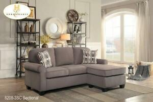 Fabric Sectional on Sale - Living Room Furniture Sale (BD-2398)