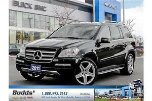 2011 Mercedes-Benz GL-Class SAFETY AND E-TESTED