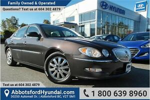 2009 Buick Allure CXL LOCALLY OWNED & GREAT CONDITION