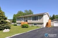 Great Family Home with Detached, Heated Garage!
