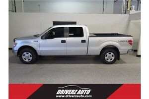 2011 Ford F-150 XLT BOX LINER, 4WD, NO ACCIDENTS
