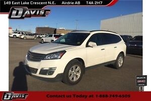 2013 Chevrolet Traverse 2LT POWER LIFTGATE, HEATED SEATS, CRU...