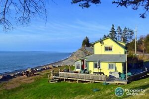 Turner Brook Ocean Front. Great Vacation Home.