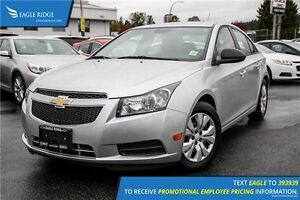 2014 Chevrolet Cruze 1LS Satellite Radio and Air Conditioning