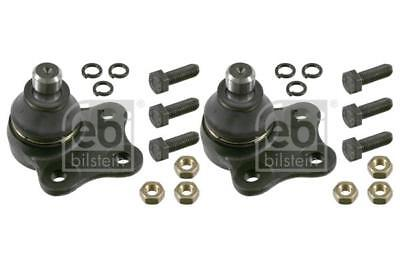 Ford Fiesta MK 7 08-TWO Front Lower Wishbone Arms 2 liens et 2 Track Rod Ends LR