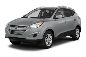 2013 Hyundai Tucson GL CERTIFIED ACCIDENT FREE