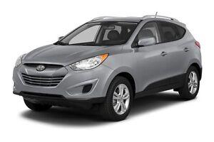 2013 Hyundai Tucson GL CERTIFIED ACCIDENT FREE