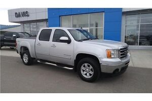Used 2012 Silver GMC 1500 Crew 4x4! 6.2L Leather! Loaded!