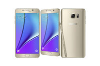 Samsung Note 5 in Gold/Silver 24 months term